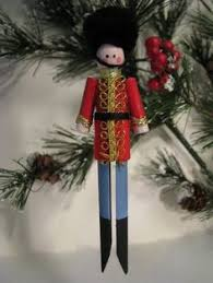 Nutcracker Christmas Decorations To Make by Make Clothespin Nutcracker Google Search Projects To Try