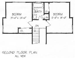 the house designers house plans shed dormer for 2 bedrooms brb12 5176 the house designers with