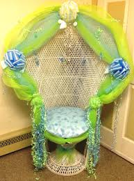 traditional baby shower chair decoration prestige parties