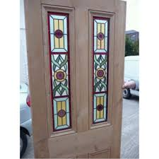 trend stained glass front door inspiration design stained glass