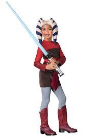 ahsoka child costume kids clone wars halloween star wars costumes