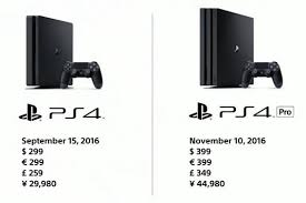 Ps 4 Ps4 Slim 500 Gb Gold Original Garansi Resmi Sony Pes 2018 playstation 4 pro and ps4 slim announced price specs features