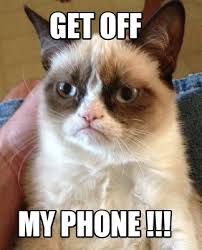 Get Off The Phone Meme - meme creator get off my phone meme generator at memecreator org