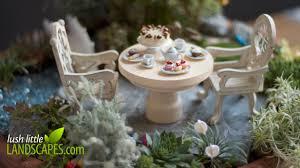 backyard miniature garden preview lush little landscapes how