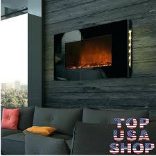 100 wall mounted fireplace heaters curved glass fireplace