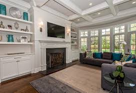 Photos Of Luxury Home Family Rooms And Living Rooms By Heritage - Family room pictures