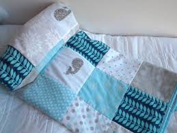whale crib bedding look attractive home inspirations design