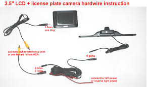 diagrams 23501400 license plate camera wiring diagram u2013 wireless