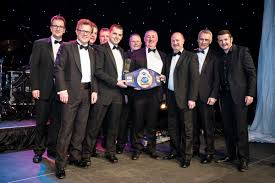volvo truck dealers uk dennison commercials win u0027top dealer of the year 2016 u0027 award
