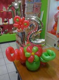 Table Decorating Balloons Ideas 359 Best Balloons For Tables Images On Pinterest Centerpieces