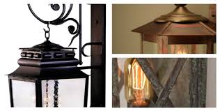 Coastal Outdoor Light Fixtures Lanternland Solid Copper Lanterns Outdoor Lighting Fixtures Made