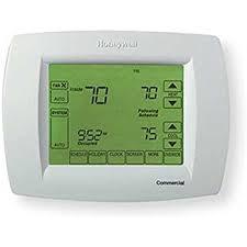 amazon com honeywell th8321wf1001 touchscreen thermostat wifi