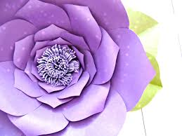 printable large flowers mama s gone crafty easy method when building any diy giant paper flower