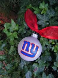 new york giants ornaments tree topper
