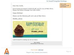 gift cards email gift card magento extension by amasty user guide