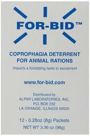 bid for forbid stop stool pet supplies