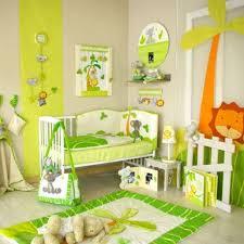 chambre enfant jungle help idees peinture pour chambre bébé théme jungle décoration