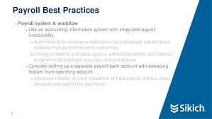 W 4 Withholding Table Payroll Best Practices Webinar