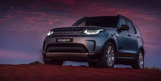 black land rover discovery 2017 land rover discovery pricing and specs