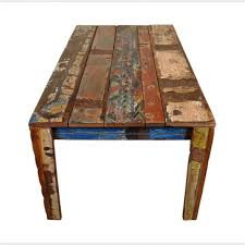 reclaimed timber coffee table wooden coffee table outdoor recycled timber