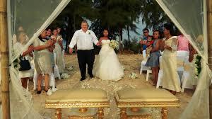 Thai Wedding Dress Phuket Thai Wedding Ceremony Mayuree Christian Video