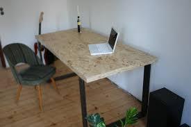 Schmaler Schreibtisch Aus Holz Tisch Dielen 336 Individuelle Produkte Aus Der Kategorie Wohnen