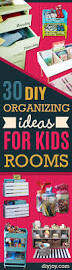 Cheap Organization Ideas 30 Diy Organizing Ideas For Kids Rooms Diy Joy