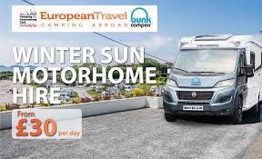 Campervan Toaster Winter Sun Motorhome Hire