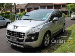 peugeot 3007 for sale search 907 peugeot cars for sale in malaysia carlist my