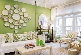 wallpaper for livingroom green living room ideas