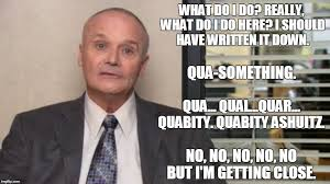 Office Work Memes - image tagged in creed the office work busy review raise quality