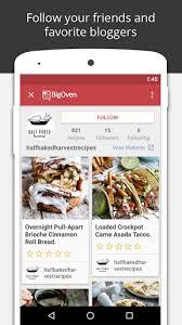 recipe apk bigoven 350 000 recipes apk for android