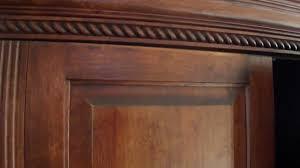 Solid Wood Armoire Wardrobe Shopmfp Ca Solid Wood Wardrobe Tv Armoire Youtube