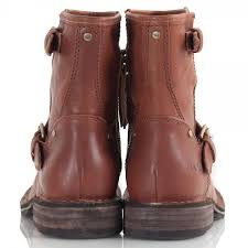 womens flat leather boots australia ugg chestnut fabrizia s flat boot