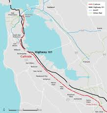 Bart Station Map by Trouble Along The Caltrain Corridor U2013 Bay Area Monitor