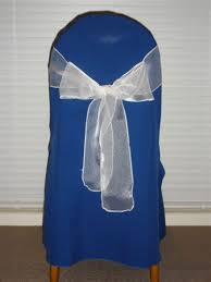 royal blue chair covers fitted chair covers chair cover hire