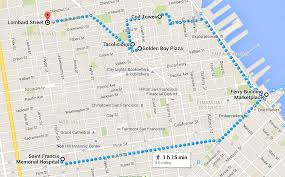 Chinatown San Francisco Map by San Francisco Day 3 2 Walk Eat Until You Die Auradis