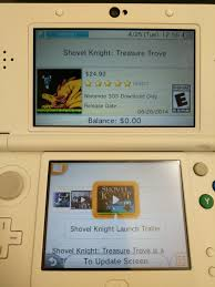 how to update shovel knight yacht club games 2 on the bottom screen it will show to update screen
