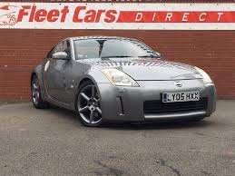 nissan sports car models used nissan 350z for sale rac cars