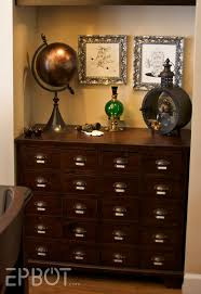 living room steampunk interior design style and decorating ideas