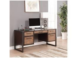 Contemporary Writing Desk Flexsteel Wynwood Collection Outland Contemporary Writing Desk