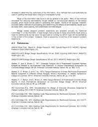 appendix a current state of the art calibration of aashto lrfd