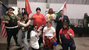classick team up 18 retrocon 2014 and u201cangry video game nerd