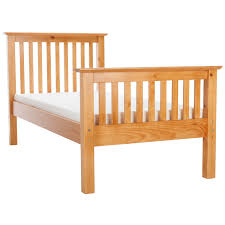 barcelona bed frame high foot end next day select day delivery