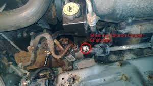 jeep cherokee power wheels replacing the steering gear in my 2000 jeep grand cherokee part 1