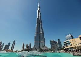 burj khalifa the tallest tower in the world world visits