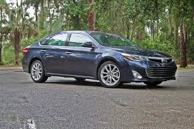 2014 toyota avalon mpg 2014 toyota avalon driven review top speed
