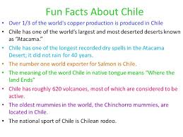 chile capital santiago ppt
