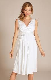 anastasia maternity wedding dress short ivory maternity