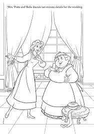 belle coloring page beauty and the beast pinterest belle and
